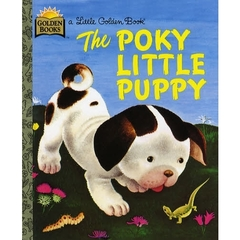 【洋書】Poky Little Puppy