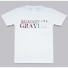 "Mr.Children Dome Tour 2019 ""Against All GRAVITY""/""Against All GRAVITY""ポケットTシャツ (WHITE) XSサイズ"