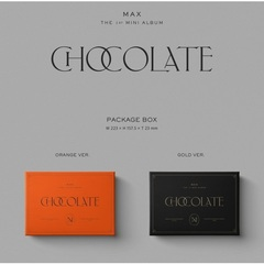 CHANG MIN (TVXQ!)/1ST MINI ALBUM : CHOCOLATE(輸入盤)