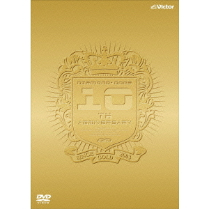 DIAMOND☆DOGS/DIAMOND☆DOGS 10th Anniversary DVD ~GOLD~