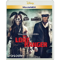 ローン・レンジャー MovieNEX(Blu-ray Disc)