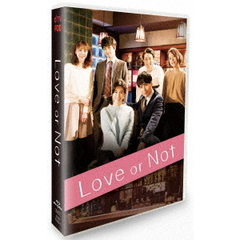 Love or Not Blu-ray BOX(Blu-ray Disc)