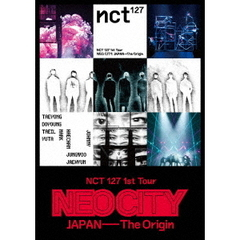 NCT 127/NCT 127 1st Tour 'NEO CITY : JAPAN - The Origin'(DVD)