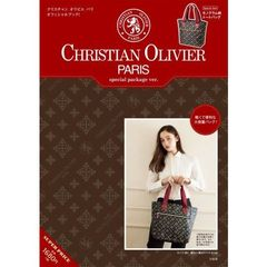 CHRISTIAN OLIVIER PARIS special package ver. トートバッグ