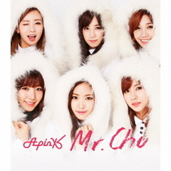 Mr.Chu(On Stage)-Japanese Ver.-(初回生産限定盤C ピクチャーレーベル仕様 ボミVersion)