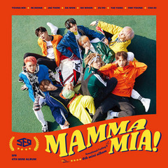SF9/4TH MINI ALBUM : MAMMA MIA!(輸入盤)