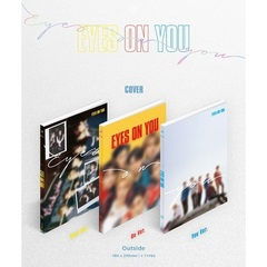 GOT7/8TH MINI ALBUM : EYES ON YOU (輸入盤)