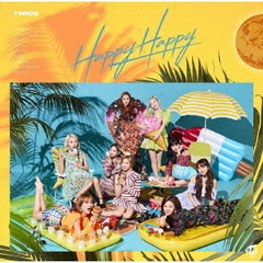 TWICE/HAPPY HAPPY