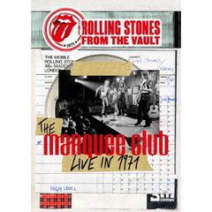 ザ・ローリング・ストーンズ/From The Vault - The Marquee Club Live in 1971+The Brussels Affair 1973 <3500セット完全生産限定盤>