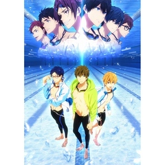 劇場版 Free!-Road to the World-夢<セブンネット限定特典:アナザージャケット付き>(Blu-ray)