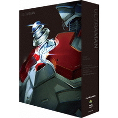 ULTRAMAN Blu-ray BOX <特装限定版>(Blu-ray)