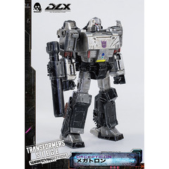 Transformers:War For Cybertron Trilogy: Siege DLX Megatron (トランスフォーマー: ウォー・フォー・サイバトロン・トリロジー: シージ DLX メガトロン)(2021年3月発売)