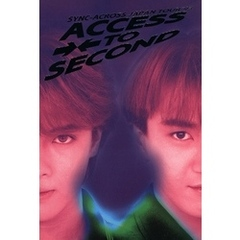 access『SYNC-ACROSS JAPAN TOUR '93 ACCESS TO SECOND』オフィシャル・ツアーパンフレット【デジタル版】