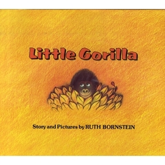 【洋書】Little Gorilla