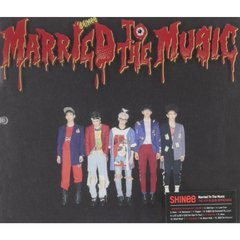 SHINee/4TH REPACKAGE ALBUM : MARRIED TO THE MUSIC(輸入盤)