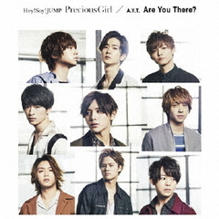 Hey! Say! JUMP/A.Y.T./Precious Girl / Are You There?(通常盤/CD)