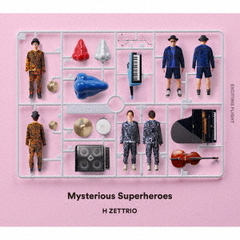 "Mysterious Superheroes""EXCITING FLIGHT盤"""