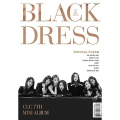 CLC/7TH MINI ALBUM : BLACK DRESS(輸入盤)
