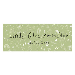 Little Glee Monster/Live 2020 タオル