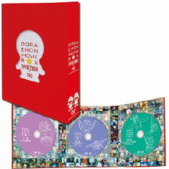 DORAEMON THE MOVIE BOX 1998-2004+TWO 【スタンダード版】