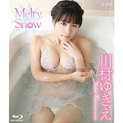 <アイドル・ワン> 川村ゆきえ/Melty Snow(Blu-ray Disc)