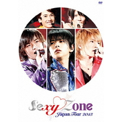 Sexy Zone/Sexy Zone Japan Tour 2013 <通常盤>(Blu-ray)