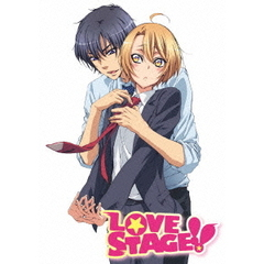 LOVE STAGE!! Blu-ray 限定版 第4巻(Blu-ray Disc)