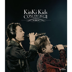 KinKi Kids/KinKi Kids CONCERT 20.2.21 -Everything happens for a reason-【通常盤Blu-ray】(Blu-ray Disc)