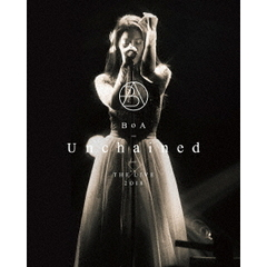BoA/BoA THE LIVE 2018 ~Unchained~(Blu-ray Disc)