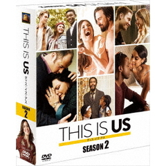 THIS IS US/ディス・イズ・アス シーズン 2 <SEASONSコンパクト・ボックス>(DVD)