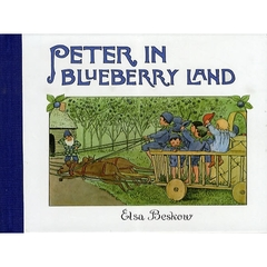 【洋書】Peter in Blueberry Land
