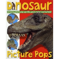 【洋書】Dinosaur Picture Pops