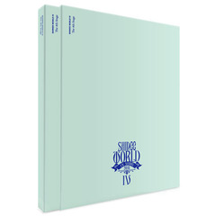 SHINee WORLD IV:The 4th Stage(2CD+フォトブック)(輸入盤)