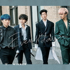 WINNER/EVERYD4Y -KR EDITION-(CD+DVD(スマプラ対応))