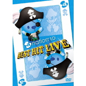 a-nation'10 BEST HIT LIVE <初回受注限定生産>(DVD)
