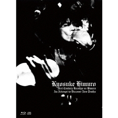氷室京介/21st Century Boφwys VS HIMURO~An Attempt to Discover New Trurhs~(Blu-ray Disc)
