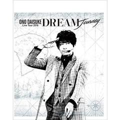 小野大輔/小野大輔 LIVE TOUR 2018 「DREAM Journey」<セブンネット限定特典 複製サイン入りL判ブロマイド付き>(Blu-ray Disc)
