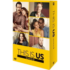 THIS IS US/ディス・イズ・アス シーズン 3 DVDコレクターズBOX(DVD)