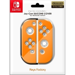 Joy-Con SILICONE COVER for Nintendo Switch オレンジ