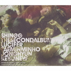 SHINee The 2nd ALBUM「LUCIFER」(DVD付)