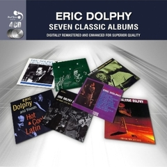 ERIC DOLPHY/SEVEN CLASSIC ALBUMS(4枚組)(輸入盤)