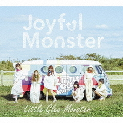 Little Glee Monster/Joyful Monster(初回生産限定盤/CD+DVD)