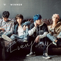 WINNER/EVERYD4Y -KR EDITION-(CD(スマプラ対応))