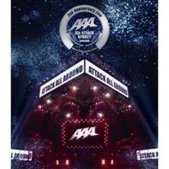 AAA/AAA 2nd Anniversary Live -5th ATTACK 070922- 日本武道館(HD-DVD)