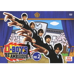D-BOYS BE AMBITIOUS Vol.2