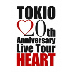 TOKIO/TOKIO 20th Anniversary Live Tour HEART(DVD)