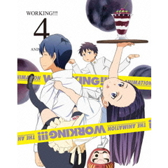 WORKING!!! 4 <完全生産限定版>(Blu-ray Disc)