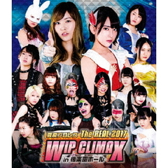 豆腐プロレス The REAL 2017 WIP CLIMAX in 8.29 後楽園ホール(Blu-ray Disc)