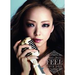 安室奈美恵/namie amuro FEEL tour 2013<We love namie amuro キャンペーン外付特典CDジャケットサイズステッカー付き>(Blu-ray)