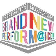 THE IDOLM@STER MILLION LIVE! 5thLIVE BRAND NEW PERFORM@NCE !!! LIVE Blu-ray DAY 1(Blu-ray Disc)